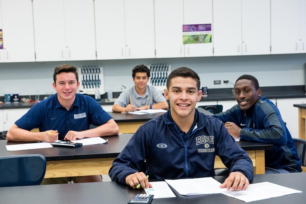 Academics - St. John Bosco High School